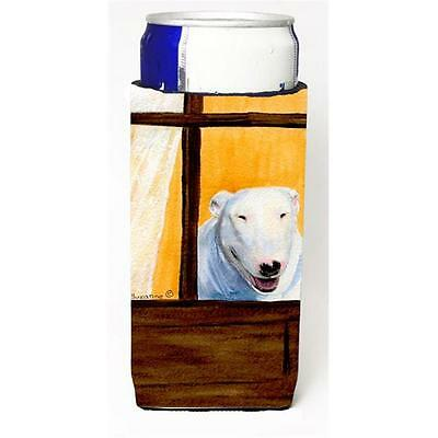 Bull Terrier Michelob Ultra bottle sleeves For Slim Cans 12 oz.
