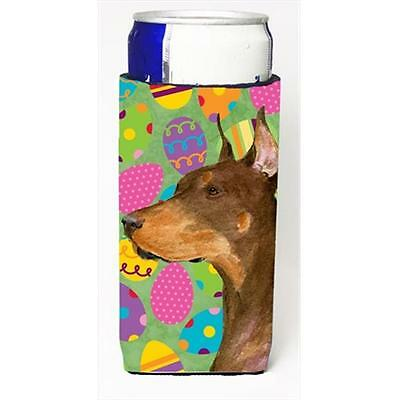 Doberman Easter Eggtravaganza Michelob Ultra bottle sleeves For Slim Cans