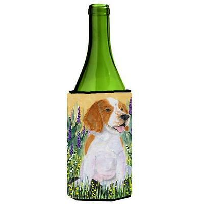 Carolines Treasures Welsh Springer Spaniel Wine bottle sleeve Hugger