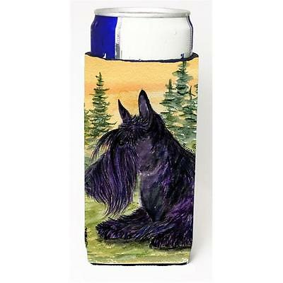 Scottish Terrier Michelob Ultra bottle sleeves For Slim Cans 12 oz.