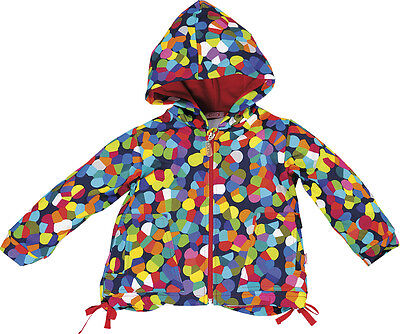 New Girls Patterned Zoody HOODIE 18M Years Dany