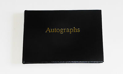 Autograph Book Full Of Over 90 Classic Boxing / Wrestling & Cricket Signatures