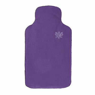 Aroma Home Soothing Body Warmer Lavender Scented Cord Microwave Hot Bottle Pack