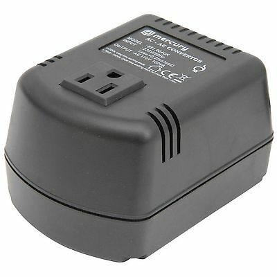 Mercury Step-down Voltage Converter 230v-110v (100W) Travel Plug Adapter