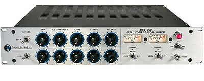 Summit Audio Studio Compressor DCL 200