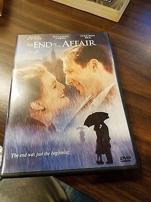 The End of the Affair (DVD, 2000) Julianne Moore, Ralph Fiennes, Stephen Rea