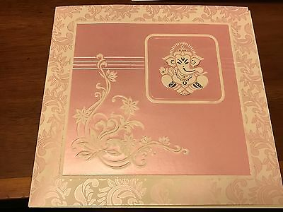 03- Indian Hindu Asian Wedding Invite Gift Cards - 100 pack