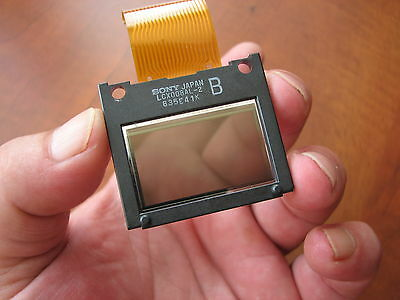 precision transparent LCD display for professional & DIY optical projects