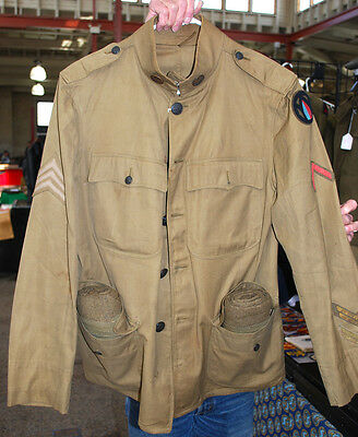 WWI 89th Infantry Division Machine Gunner Uniform Grouping with Hobnailed Boots