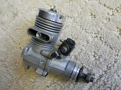 Model airplane Gas motor  .25 made in Germany