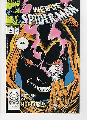 Web Of Spider-Man 38 (NM)