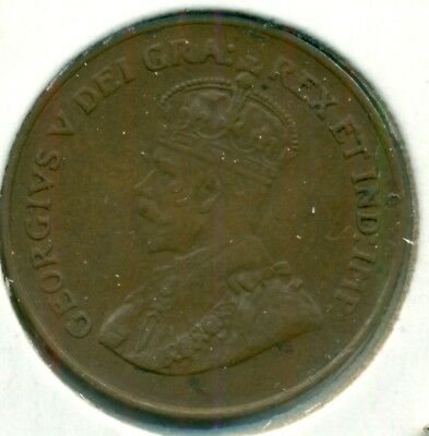 1920 Canada Small Cent, Nice Extra Fine, Great Price!
