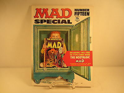 Mad Magazine MAD Special 1974 Number 15