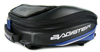Bagster Roader Bag For Tank Cover Or Easy Harness - Blue - 12-22 Litres