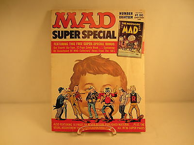 Mad Magazine Super Special Edition 1975 Number 18