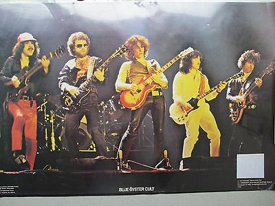 Blue Oyster Cult Poster - 1978 - #450