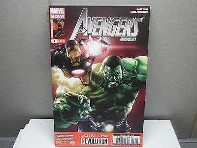 Comics - The Avengers Universe n°2 - Aout 2013