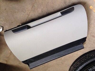 Audi A3 8p 2004 - 2012 glovebox in light grey