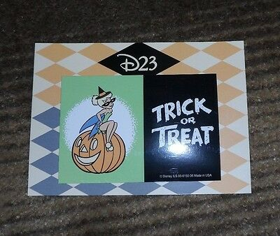 Disney D23 Exclusive Kevin Kidney Tinkerbell Halloween Magnet Collectable