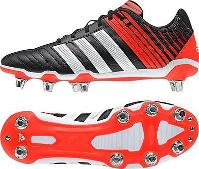 Adidas adipower Kakari sg rugby boots sizes UK71/2 - UK13  bnib