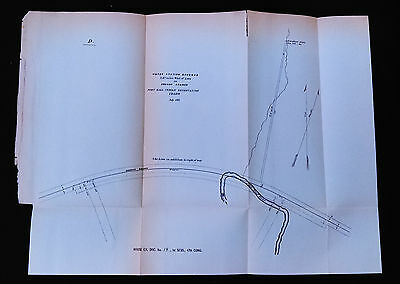 3 1881 Fort Hall Reservation Idaho Oregon Branch Water Station Maps