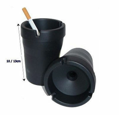 NEW Butt Bucket Cigarette Extinguishing Ashtray Car Home Office Outdoor HOT