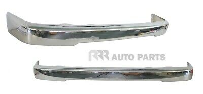 NEW Toyota Hilux 2WD Chrome Front Bar  Bumper 8/97-9/01