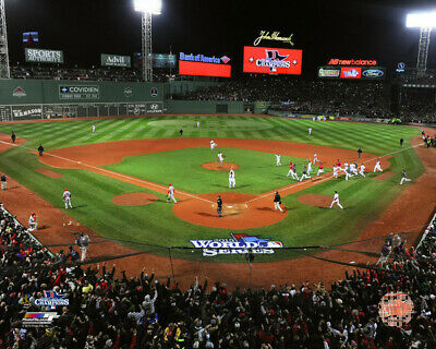 2013 WORLD SERIES Fenway Park Game 6 Boston Red Sox 8x10 Photo Picture #2125