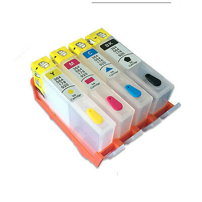 4PCS 934 935 refillable ink cartridge For HP officejet 6230 6812 6815 6830 6835