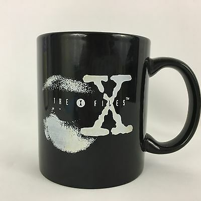 The X Files Black Coffee Mug 8 oz The Truth is Out There