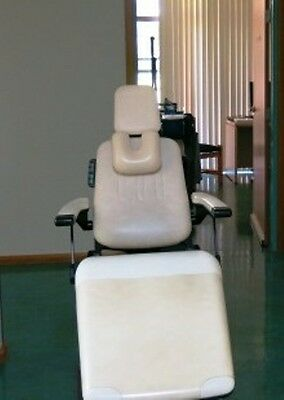 Dentist Chair Mondial 1032 BK - with second chair included