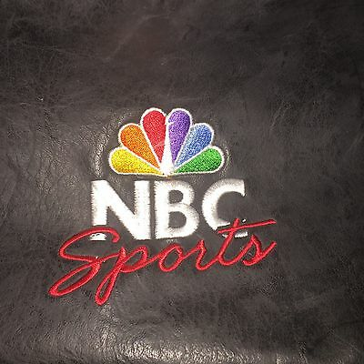NBC Sports Duffel Bag Promo Tote Gym Bag Carry On Overnight LARGE Embroidered