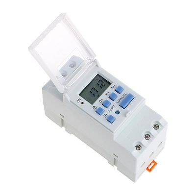 Great High Quality Electronic Microcomputer Programmable Time Control Switch