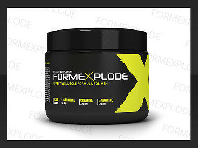 Formexplode - Feel Real Explosion Your Muscles!
