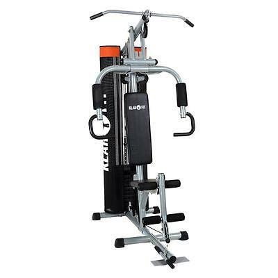 Home Fitness Station Multi Gym Bench Press Butterfly Pulldown Seated Row Machine