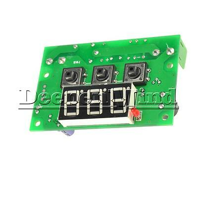 Temperature Controller Control Switch DC12V Thermostat Relay Sensor -50-110°C
