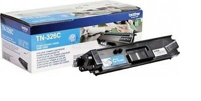 Tn-326C Toner Ciano Originale Brother Per  Hl-L8250Cdn