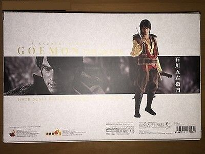 Hot Toys 1/6 Goemon The Movie Action Figure