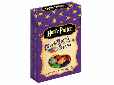 Harry Potter Bertie Botts Jelly Belly - Brand New