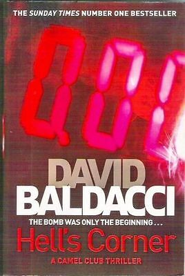 Hell's Corner by David Baldacci (Paperback, 2014)