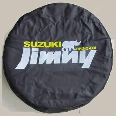 Suzuki Jimny Rhino 4x4 Spare Wheel Tyre Tire Softcase Cover Bag Protector 26~27S
