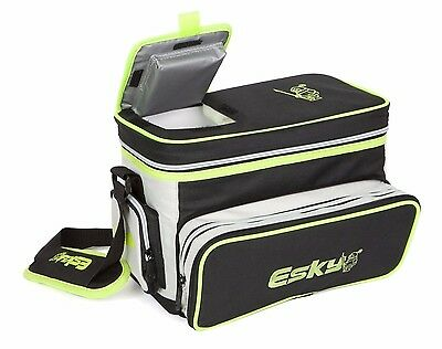 Esky HYBRID COOLER WITH ICE BRICK,1315490, Insulated Outer Cover-16 Or 30Can