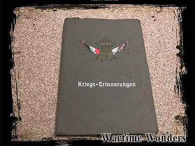Imperial German WW1 Empty Photoalbum 2