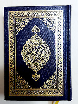 The holy Quran  Koran. King Fahad  Printing in Madinah 2016 very small size