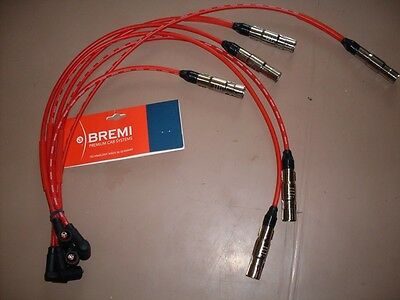 Bremi Germany Red Ht Lead Set Golf Passat Vento 2.8 Vr6 01/94 Onwards