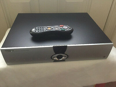Philips HDR612 Tivo Digital Video Recorder DVR With Remote Control