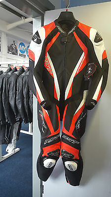 RST 1033 Pro Series CPXC 1 Piece Race Suit Fluo Red size 44