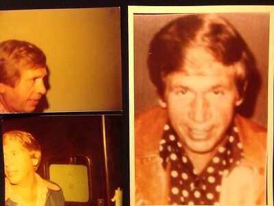 Rare Vintage Personal Photos Of Buck Owens