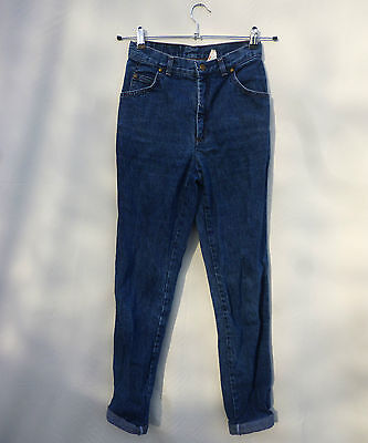 "Vintage 1990s Levis Stonewashed High Waisted Blue Mom Jeans Grunge 29""W 10-12"