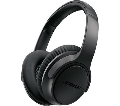 Bose SoundTrue Headphones II over-ear - Black Compatible with iPhone NEW !!!!